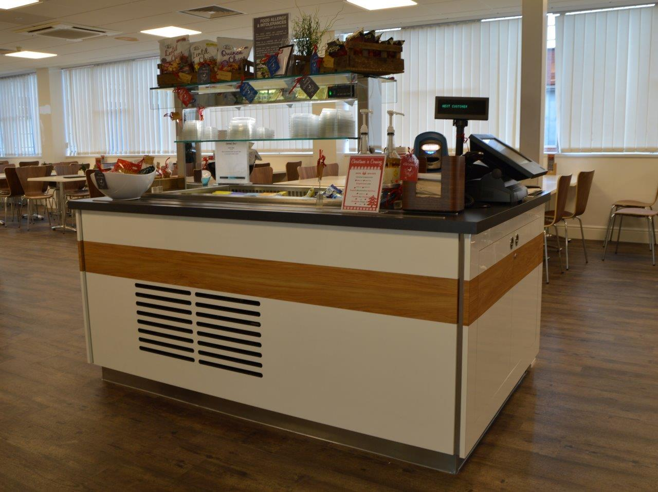 Victor Manufacturing Ltd Custom Counters Business