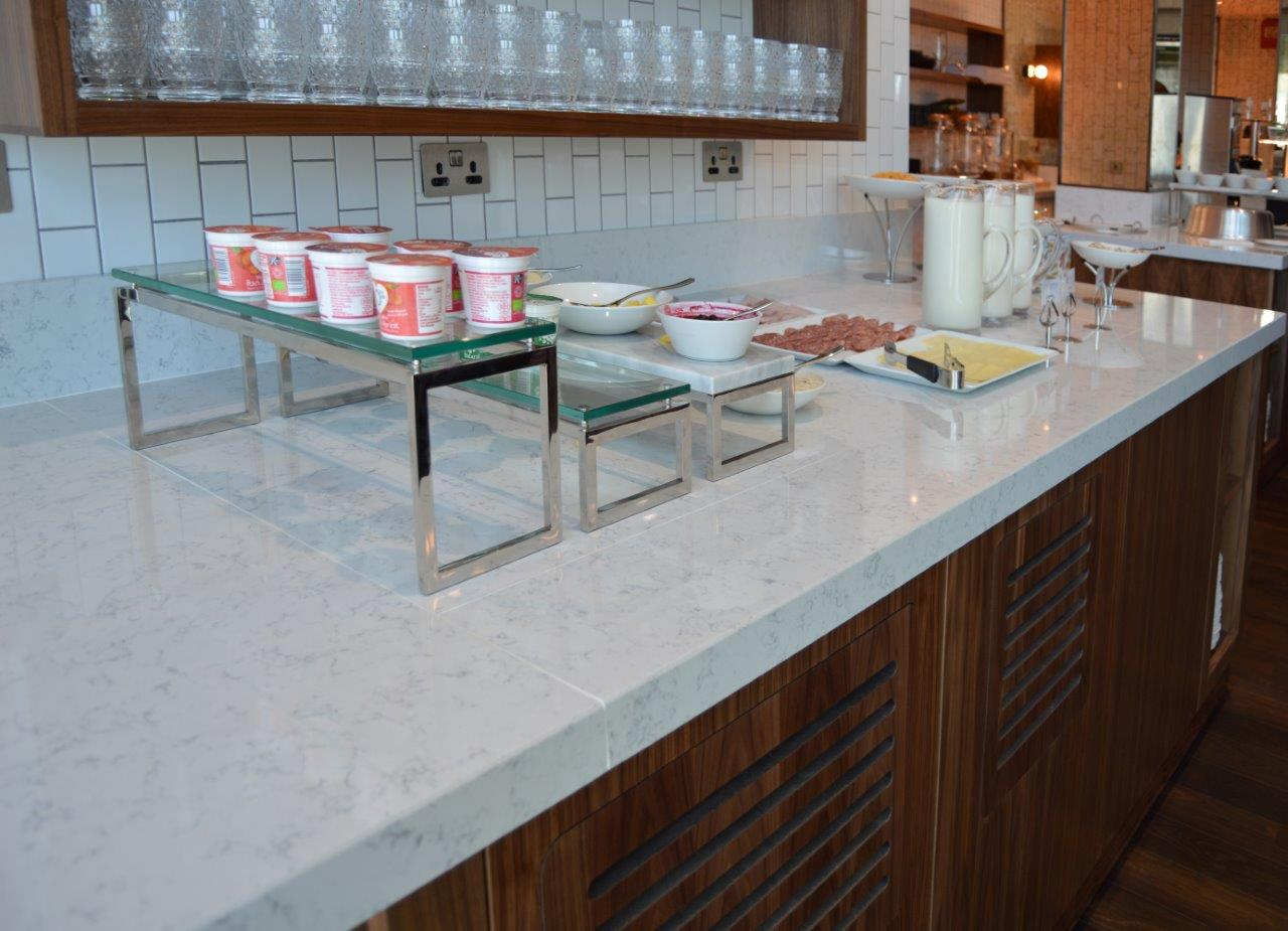 Victor Manufacturing Ltd Custom Counters - Hospitality | Victor ...