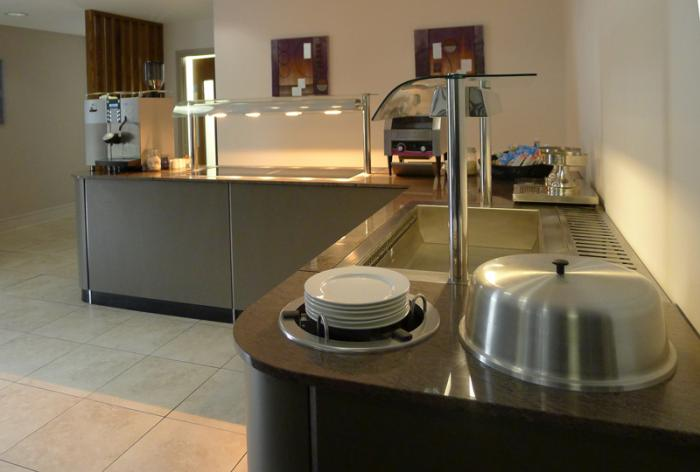 Hotel Breakfast Bar