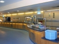 Southern General Hospital Serving Counter