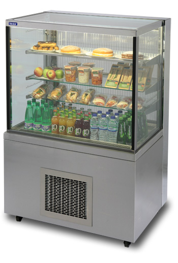 Hotelympia 2014 - Chiller display