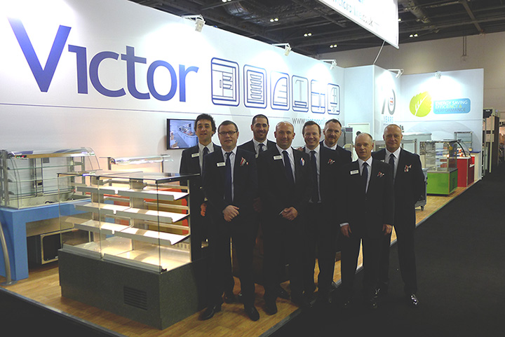 2014 Victor Online at Hotelympia