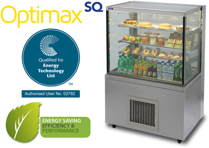 Energy Saving Food Display Units from Victor Manufacturing